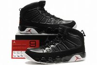 Nike Air Jordan 9 Size14 Size15 Shoes Black