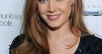 Amy Adams Long Side Part - Amy Adams always looks perfectly polished on the red carpet and her long side parted mane was no different.