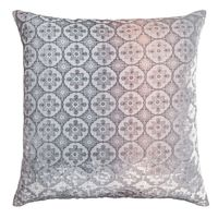 Small Moroccan Moonstone Velvet Pillow by Kevin O'Brien Studio $311.00