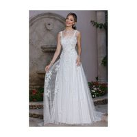DaVinci - 50361 - Stunning Cheap Wedding Dresses|Prom Dresses On sale|Various Bridal Dresses
