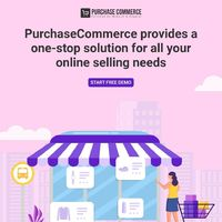 Purchase Commerce is all-in-one Multi-Vendor eCommerce Marketplace Platform which allow them to sell their product on your eCommerce platform easily. Get a quote to start your Multivendor Marketplace Today.