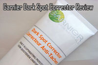 Review: Garnier Dark Spot Corrector