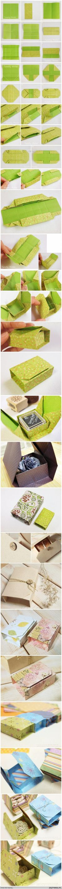 http://img.zszywka.pl/0/0160/w 8857/DIY-Zrob-to-sam/oorigamigift-box.jpg very cute!