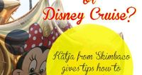 Hi! This is Katja from Skimbaco Lifestyle. Annie has been reading my Disney Cruise posts, and asked me a question: does the Disney cruise give the full Disney e
