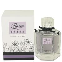 Flora Generous Violet by Gucci Eau De Toilette Spray (Tester) 3.3 oz for Women $55.89
