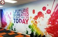The future is created by what you do today