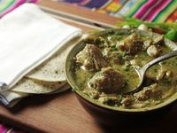 Easy Pressure Cooker Pork Chile Verde Recipe