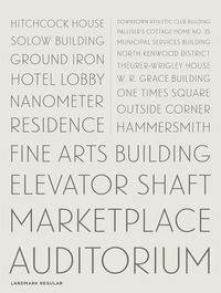 Landmark a gorgeous and absolutely NOT free font.