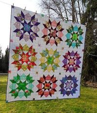 I've never heard of a Swoon quilt but apparently this is one, and I want it.