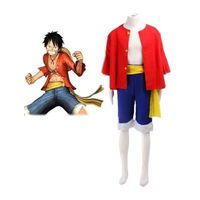 One piece Monkey·D·Luffy cosplay Costume comes from www.eshopcos.com