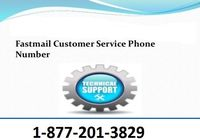 Dial 1-877-201-3829 Fastmail customer service phone number if you are dealing with issues related to Fastmail. You can get the trustworthy and relevant assistance from Fastmail customer service; the technicians are well versed with Fastmail issues and ava...