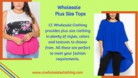 For more details you can visit at: https://www.ccwholesaleclothing.com/Trendy-Plus-Size-Wholesale ep 48.html
