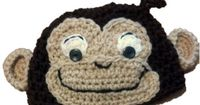 Curious Monkey Crochet PDF PATTERN by TheDaintyDaisy on Etsy, $4.50