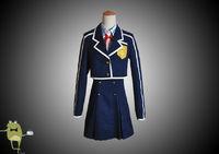 SAO Asuna School Uniform Cosplay for Sale