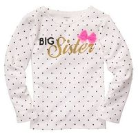 Long-Sleeve Big Sister Tee