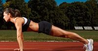 Up your pace (and improve your shape) with these easy moves.