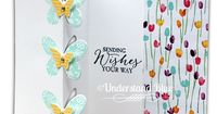 Butterfly Basics Partial Die Cutting by UnderstandBlue - Cards and Paper Crafts at Splitcoaststampers
