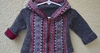 Ravelry: Project Gallery for Wee Carson pattern by Ysolda Teague. 3 months to 4 years