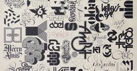 """Tony Forster�€""""the Fred Astaire of letters on Behance"""