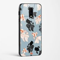 Siamese Fish Glass Case Phone Cover from Myxtur