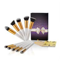 USpicy 10-Piece Makeup Brushes, Professional Cosmetics Make up Brush Set with Gift Box (White) No description http://www.comparestoreprices.co.uk/beauty-products/uspicy-10-piece-makeup-brushes-professional-cosmetics-make-up-brush-set-with-gift-box...