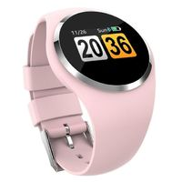 Fitness Smart Heart Rate Monitor Intelligent Touch Sports Watch for Women $58.99