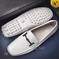 CWMALLS® Men Leather Driving Moccasins CW707130[Custom Made, Personalized Gift]