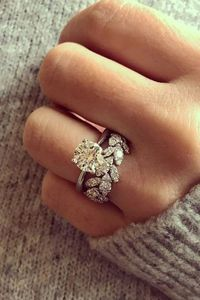 Ring trends change every year. Look at the gallery with the 60 TOP engagement ring photos. Only hottest engagement ring trends! Make her say �€˜yes'!