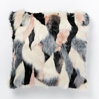 Faux Fur Foxy Pillow Cover | west elm