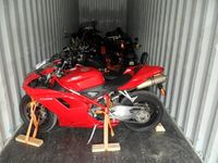 Motorcycle Shipping from UK to Pakistan at the Cheapest Rates