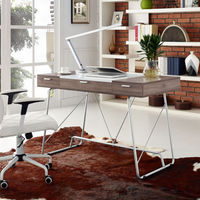 Panel Office Desk Furniture Good For Home/Business 2 Different Amazing Options