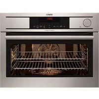 Buy AEG-ELECTROLUX KS8404001M BUILT-IN OVENS COMPACT PROCOMBI STEAM OVEN WITH PROSIGHT TOUCH CONTROL 220-240 VOLT/ 50 HZ from SamStores. Shop today!  Price : $1,222.00