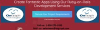 Offshore Ruby On Rails Development   Hire Ruby On Rails Developers  OnGraph Technolgy, team of Ruby On Rails developer have good expertise and knowledge in RoR application development using RoR and all the inbuilt gems provided by Rails. As a Ruby on Ra...