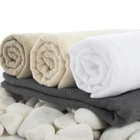 Spa Towels by Abyss and Habidecor $27.00