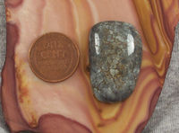Natural Variscite Cabochon Jewelry Gemstone | 33 cts | Silver Peak Nevada $33.00