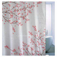 primitive-window-curtains-of-floral-patterns-and-tropical-rainforest-feeling curtain