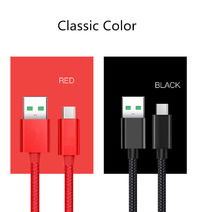 Bakeey 5A Type C VOOC Fast Charging Data Cable 6.56ft/2m for OPPO Find X R17 Xiaomi Mi Max 3