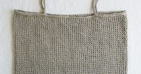 Laura's Loop: KnitTote - The Purl Bee - Knitting Crochet Sewing Embroidery Crafts Patterns and Ideas!