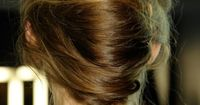 Tousled French Twist