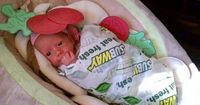 Subway Sandwich Baby Halloween Costume