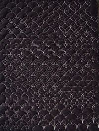 Clamshell Quilting Variations