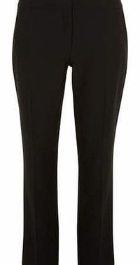 Dorothy Perkins Womens Short Black Poly Slim Leg Trousers- Black Short Black Poly Slim Leg Trouser 100% Polyester. Machine washable. http://www.comparestoreprices.co.uk//dorothy-perkins-womens-short-black-poly-slim-leg-trousers-black.asp