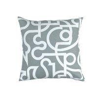 Geo Sky Euro Pillow by Lili Alessandra $312.00