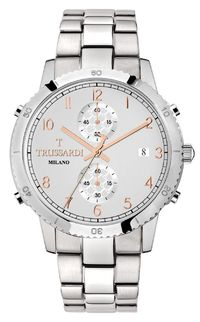 Trussardi T-style Chronograph Quartz R2473617005 Men's Watch $381.50