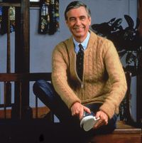 Would you be mine? Could you be mine? Won't you be my neighbor?