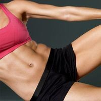 20 minute fitness work outs- no equipment needed!