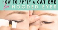 Master how to do the cat eye makeup look with our tutorial. Hooded, almond, or monolid eye shapes are all welcome, we got you covered at Makeup.com.