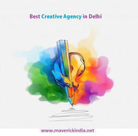 Now you are on our Creative Page. Take a look at our promising creative works which are as diverse as anyone could think of from big brands to lesser known to renowned brands. Being a proud Creative Ad Agency in Delhi , Maverick India is looking for more ...