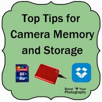 Top Tips for Camera Memory and Storage - Boost Your Photography