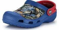 Crocs Toddler Superman Clog Every parents hero for fashionable and practical kids footwear Crocs introduce these fab boys clogs featuring the comic strip favourite Superman These super-stylish Crocs are made from soft Croslite - http://www.comparestorepri...
